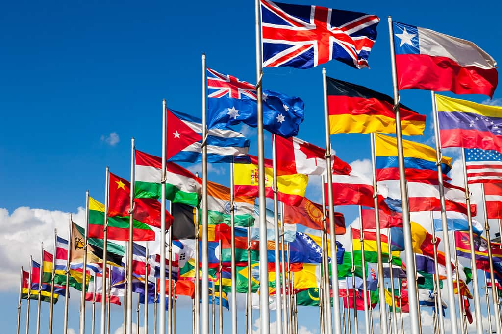 Test your knowledge of the flags of the world with Kidadl's flags quiz.