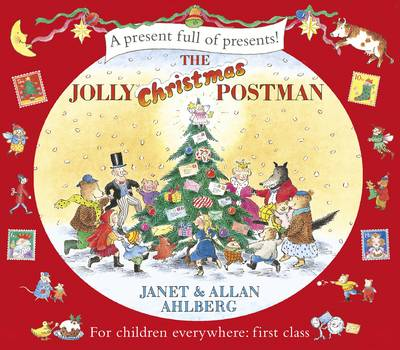 The Jolly Christmas Postman By Allan And Janet Ahlberg.