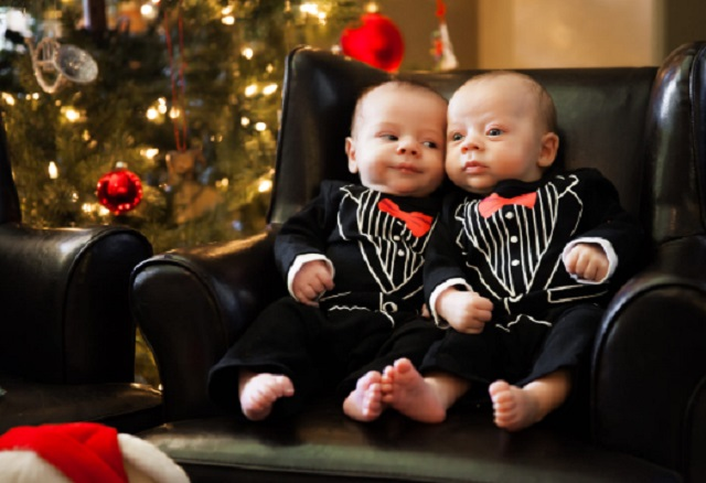 Parents of twins sometimes prefer rhyming names for their babies.