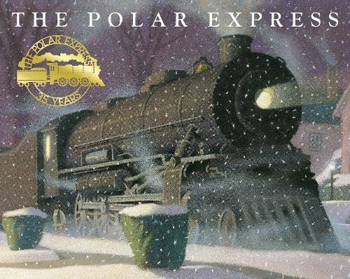 The Polar Express By Chris Van Allsburg.