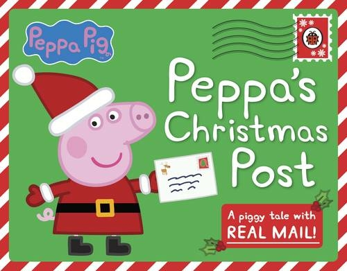 Peppa Pig: Peppa's Christmas Post.