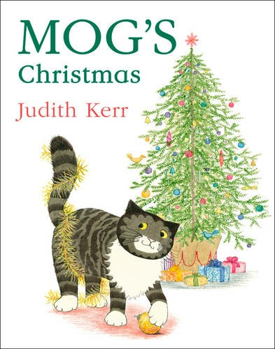 Mog's Christmas By Judith Kerr.