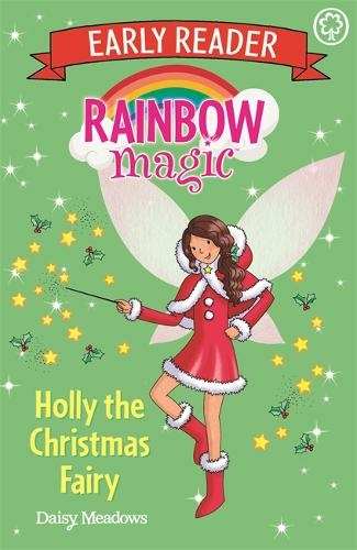 Holly The Christmas Fairy By Daisy Meadows.