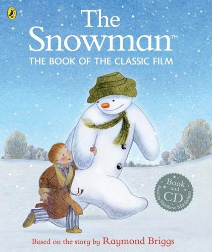 The Snowman By Raymond Briggs.