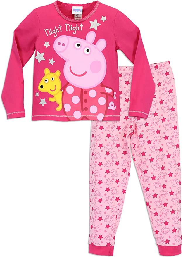 Peppa Pig Pyjamas.