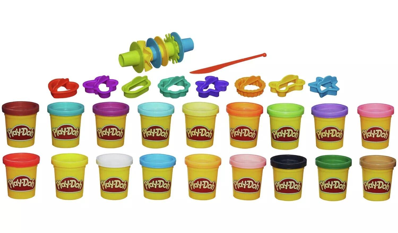 Super Colour Kit, Play-Doh.