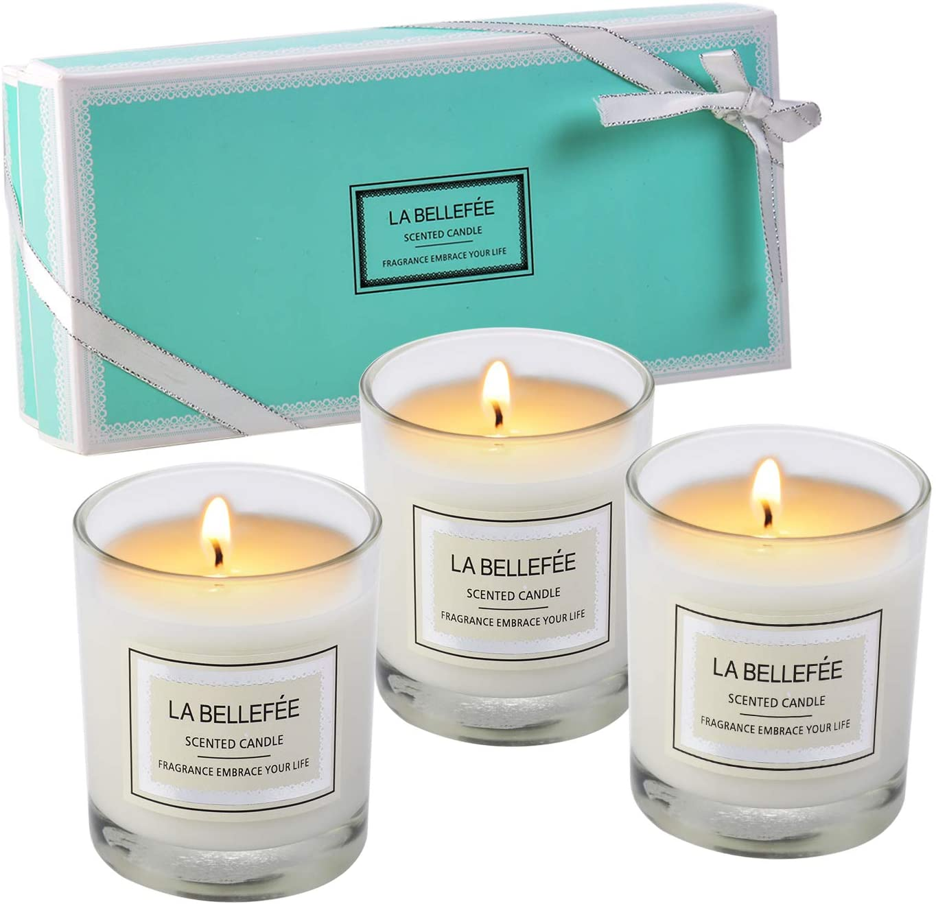La Bellefée Scented Votive Gift Set
