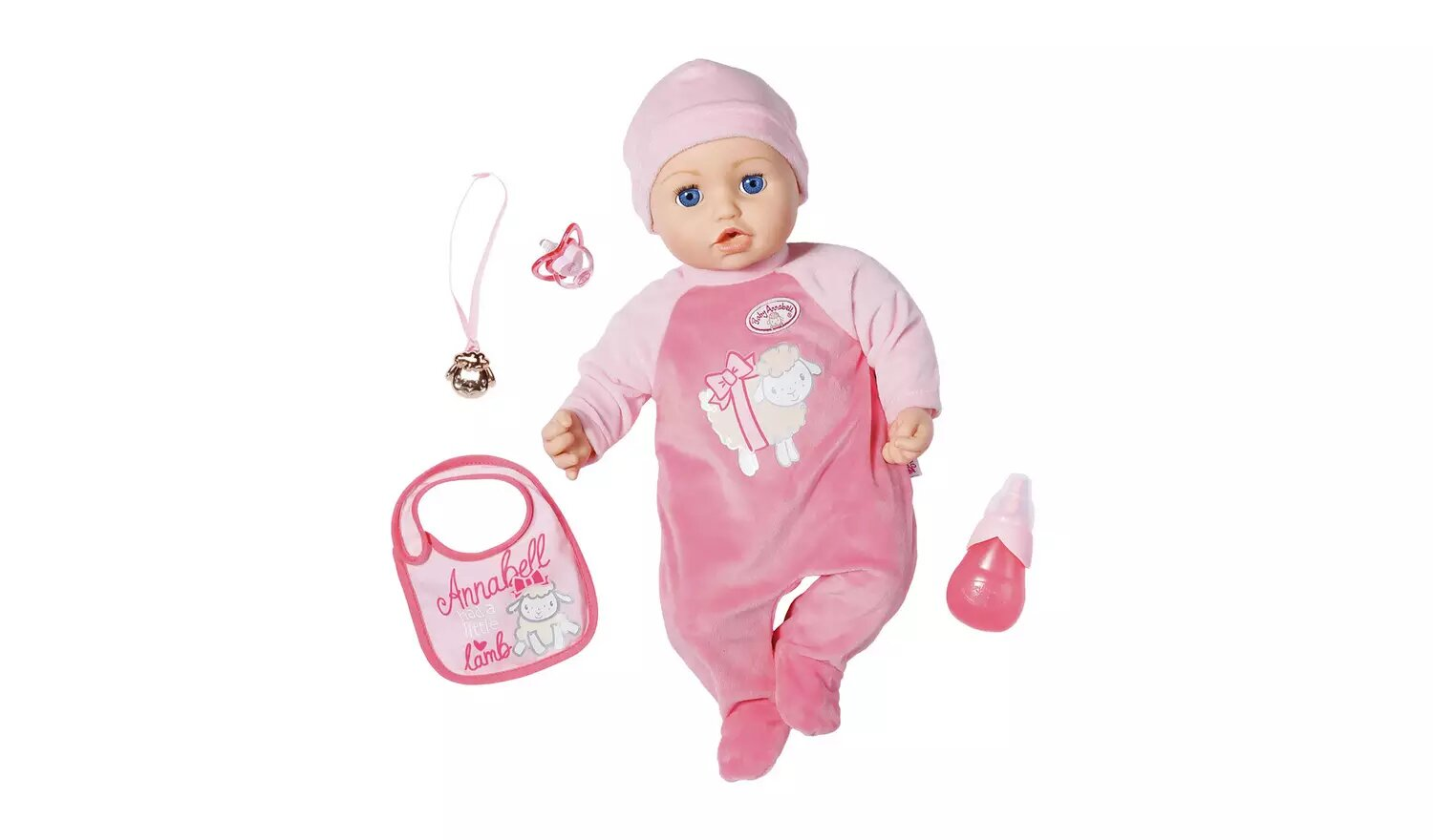 Baby Annabell Doll.