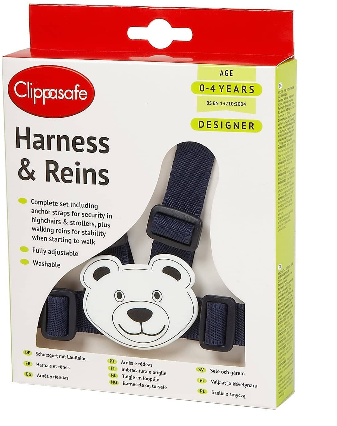 ClippaSafe Character Harness