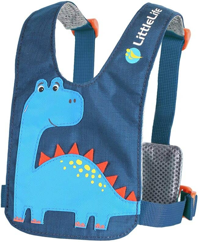 LittleLife Toddler Reins - Dinosaur