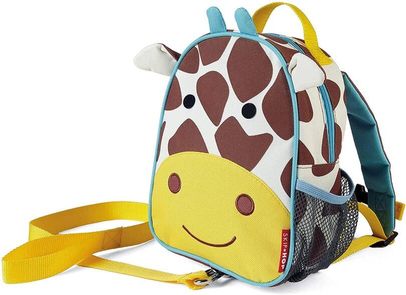 SkipHop Mini Backpack with Reins