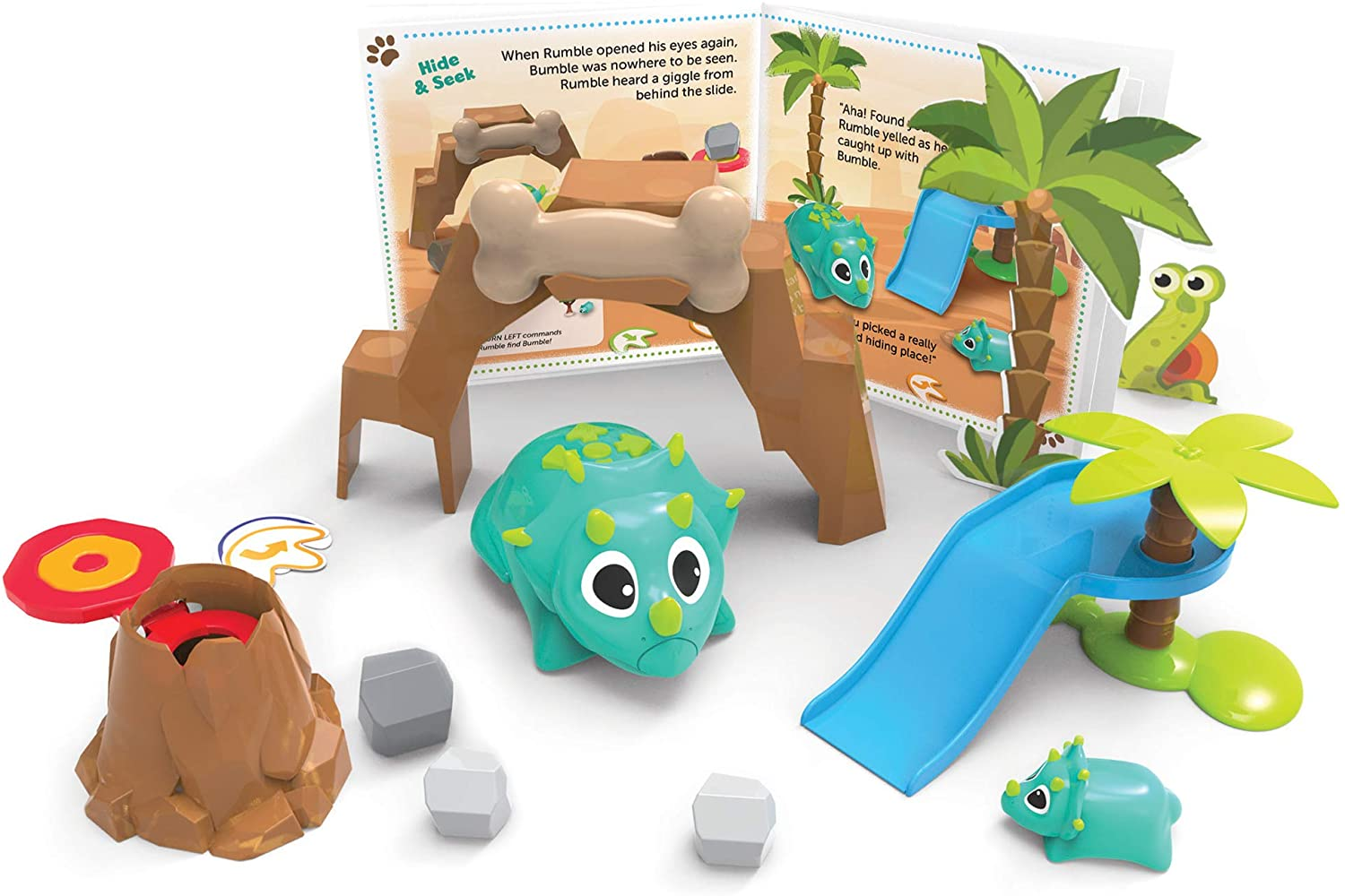 Coding Critters: Rumble & Bumble, Learning Resources.
