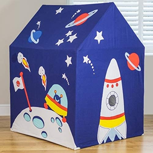 Kiddiewinkles Outer Space Rocket Playhouse
