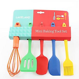 Children's Baking Gift Set – 5 Mini Baking Tools.