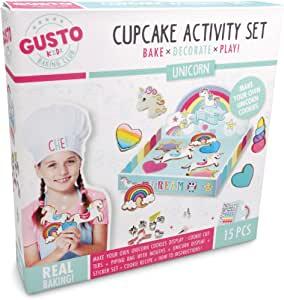 Gusto Kidz Children's Unicorn Baking Set.
