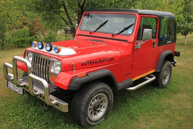 Pick from the coolest Jeep names.