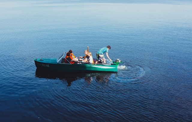 Boat names can take inspiration from history, nature and fiction.