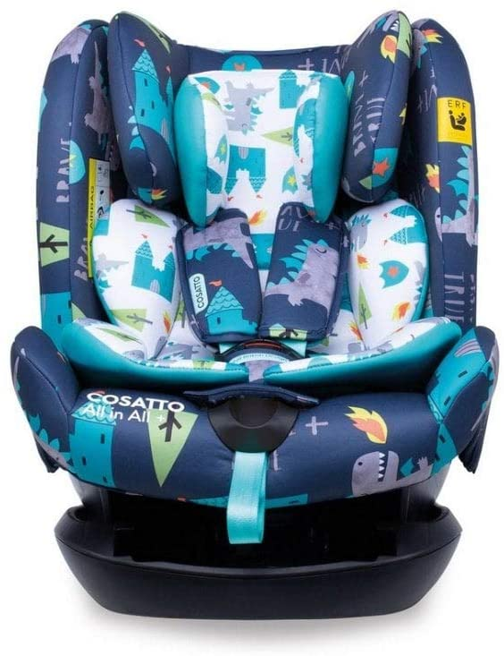 Cosatto All In All + Baby To Child Car Seat