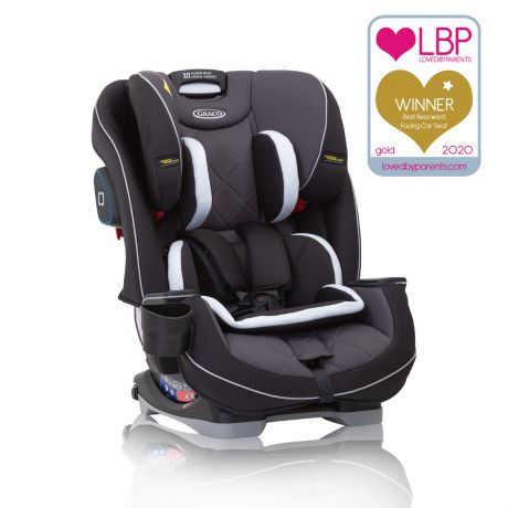 Graco SlimFit LX Car Seat With Isocatch Connectors