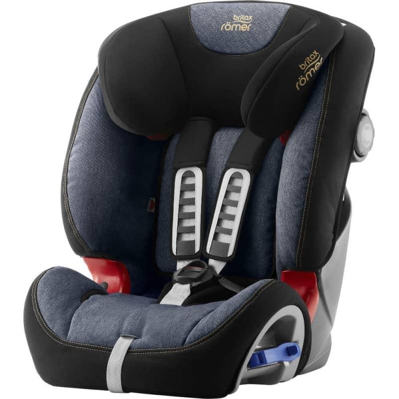Britax Multi-Tech III Car Seat