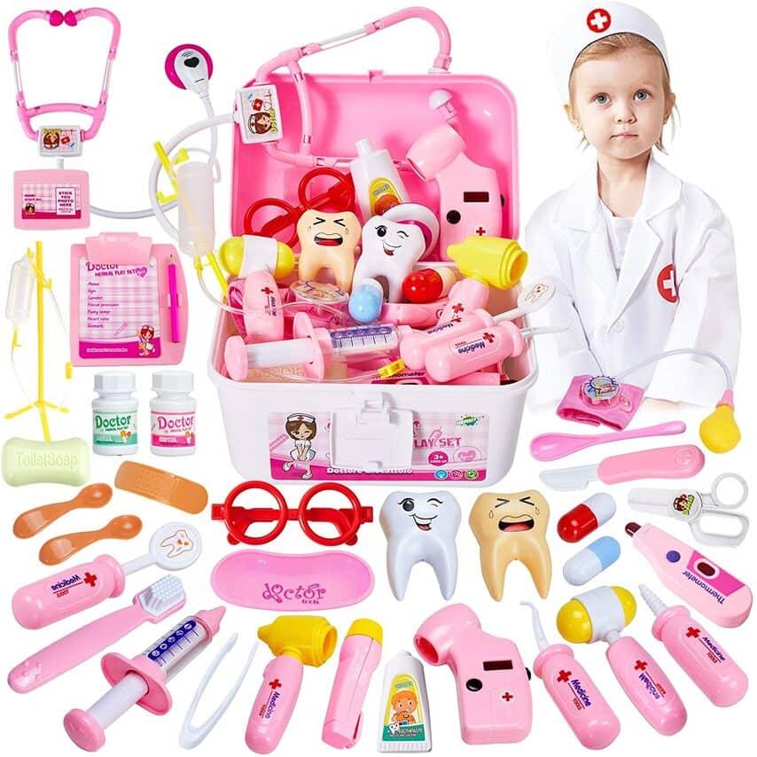 Hersity Kids Medical Playset