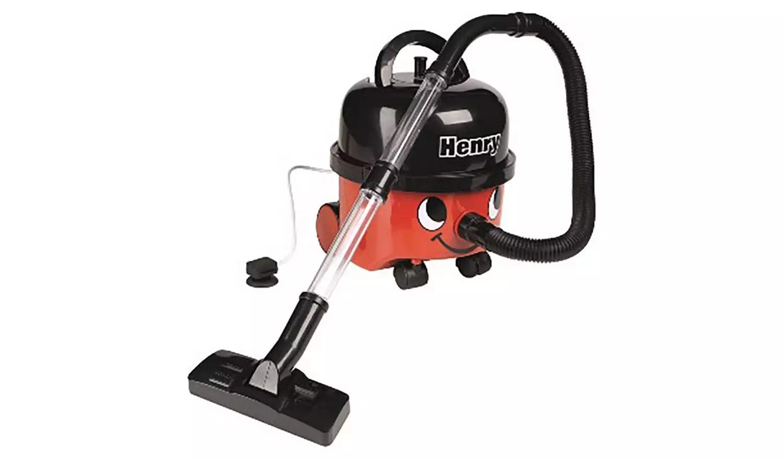 Little Henry Children's Toy Vacuum Cleaner