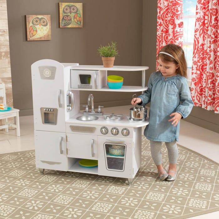 KidKraft 53402 Vintage Play Kitchen