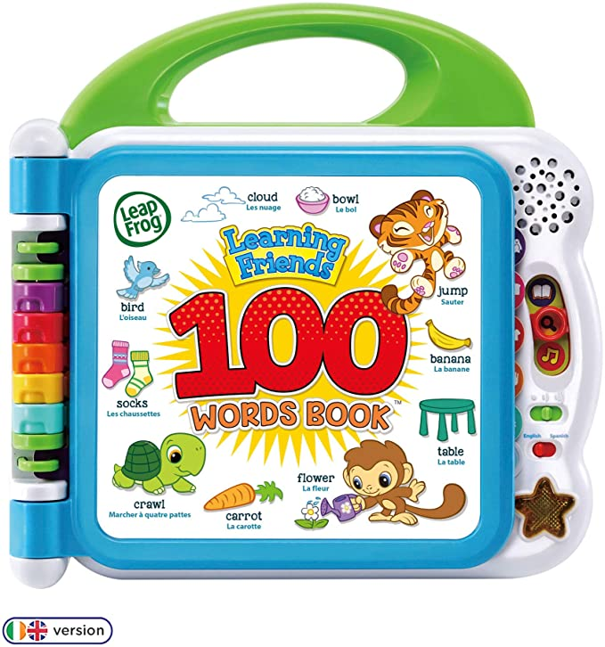 Leap Frog 100 Words Book.