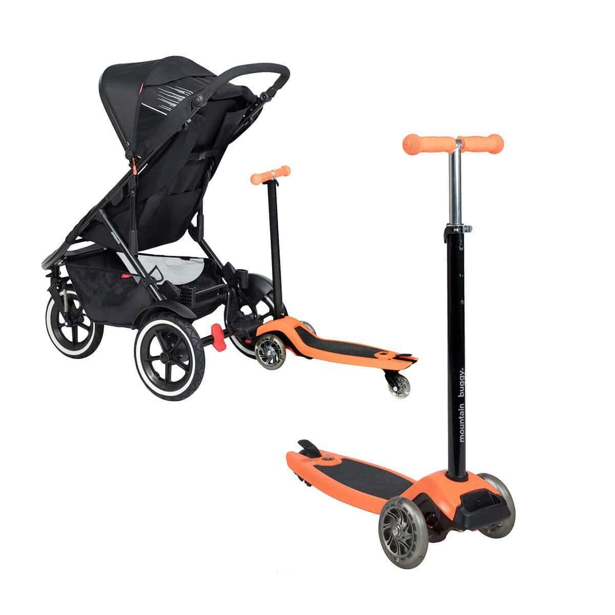Phil Teds Mountain Buggy Freerider Stroller Board - Uber Kids