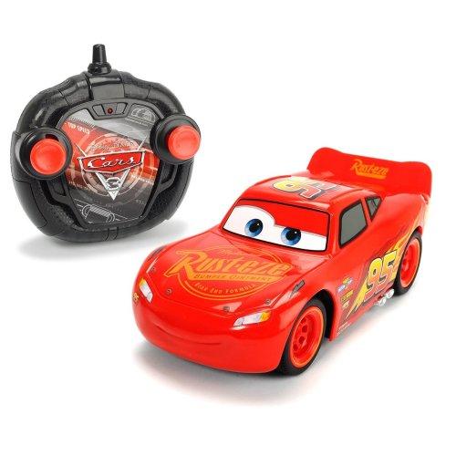 'Cars 3' Lightning McQueen RC Turbo Racer Car.