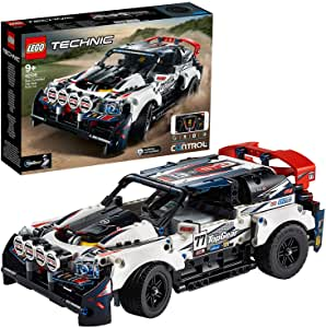 LEGO Technic App-Controlled Top Gear Rally Car RC Toy- 42109.