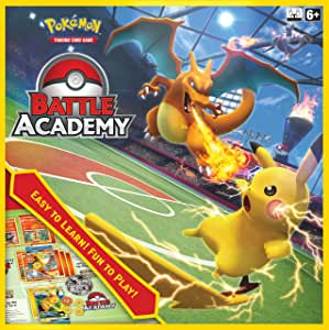 Pokémon TCG Battle Academy.