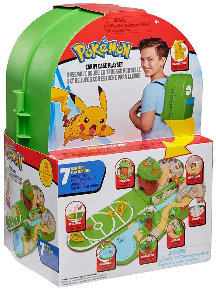 Pokémon Carry Case Playset.