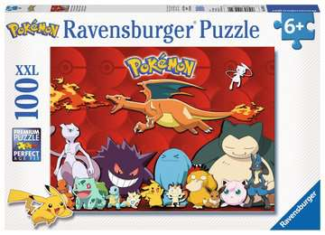 Ravensburger Pokémon Puzzle.