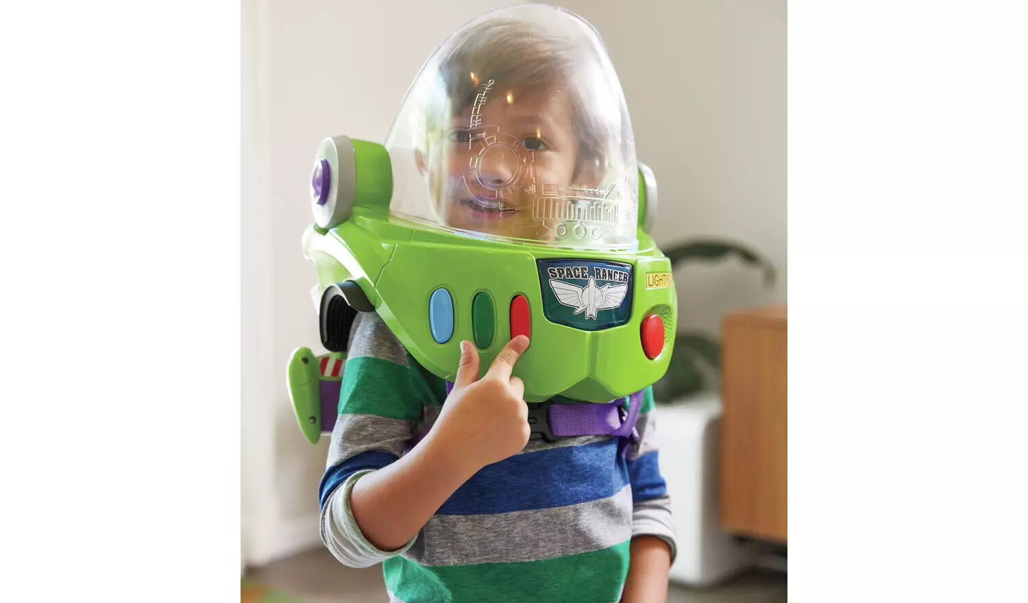 Toy Story Buzz Lightyear Space Ranger Armour.