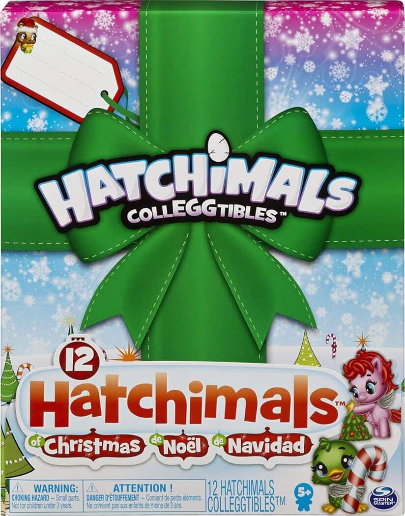 12 Hatchimals Of Christmas Surprise Gift Set