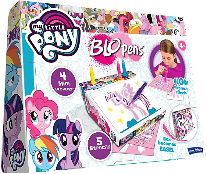 My Little Pony Blopens Creative Case.