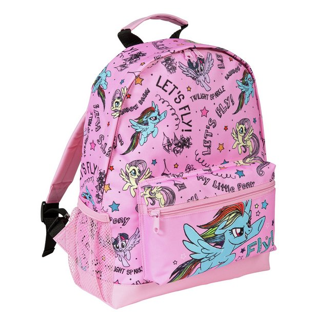 My Little Pony Backpack.
