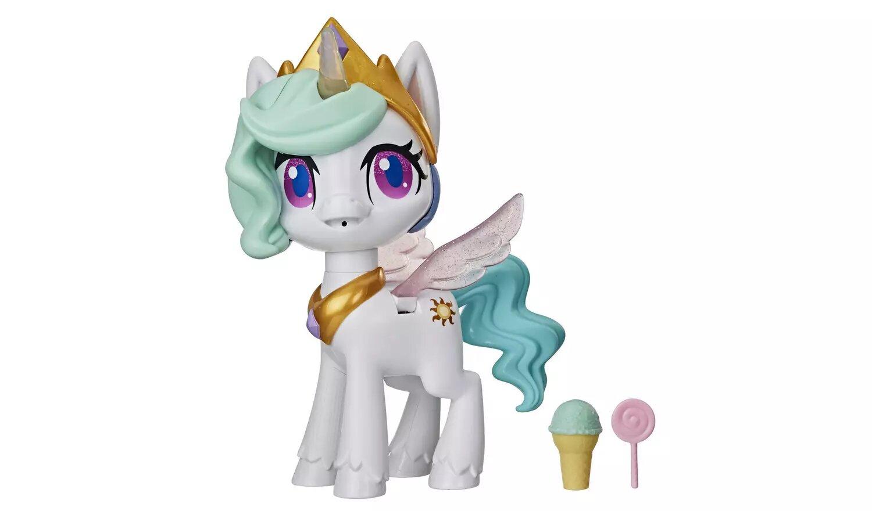 My Little Pony Magical Kiss Unicorn Princess Celestia.