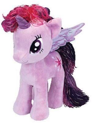 Ty My Little Pony Twilight Sparkle Beanie.