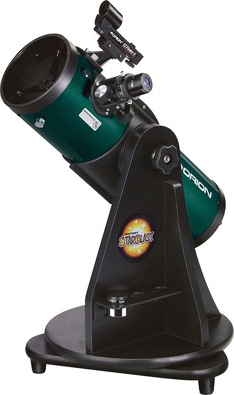 Orion 10015 StarBlast 4.5 Astro Reflector Telescope.