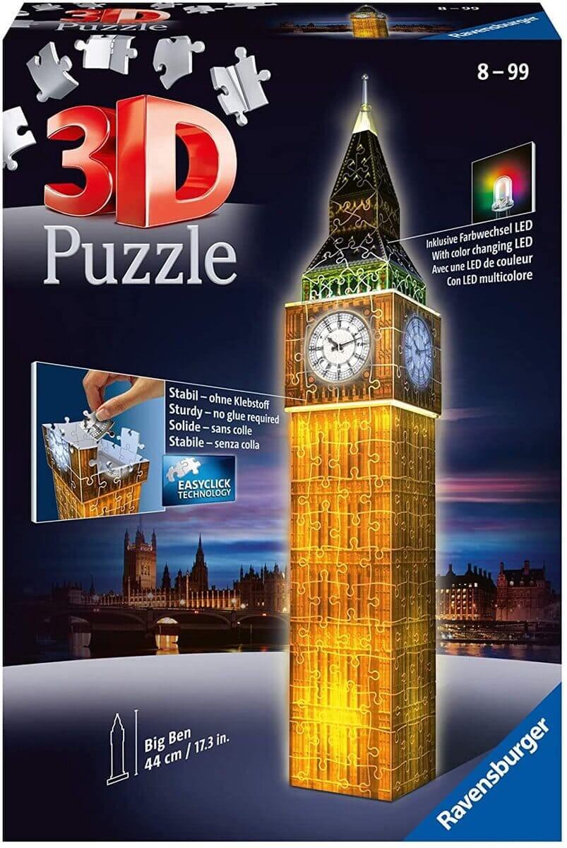 Ravensburger Big Ben Jigsaw Puzzle