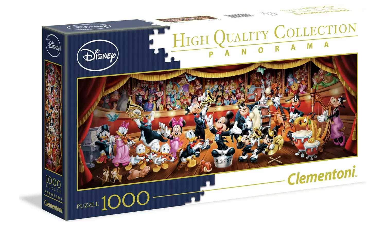 Clementoni Disney Panorama Puzzle