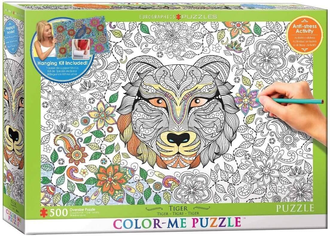 Colour Me Puzzle