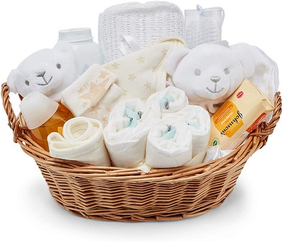 Twin Gift Baby Hamper.