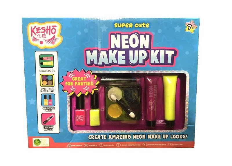 Kesho Neon Beauty Kit