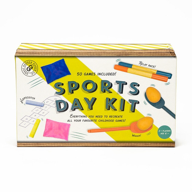 Professor Puzzle Sports Day Kit Garden Game Set