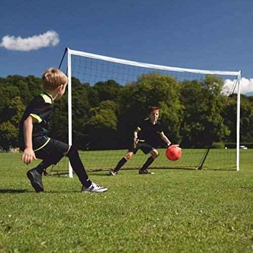 QUICKPLAY Kickster Academy Football Goal.