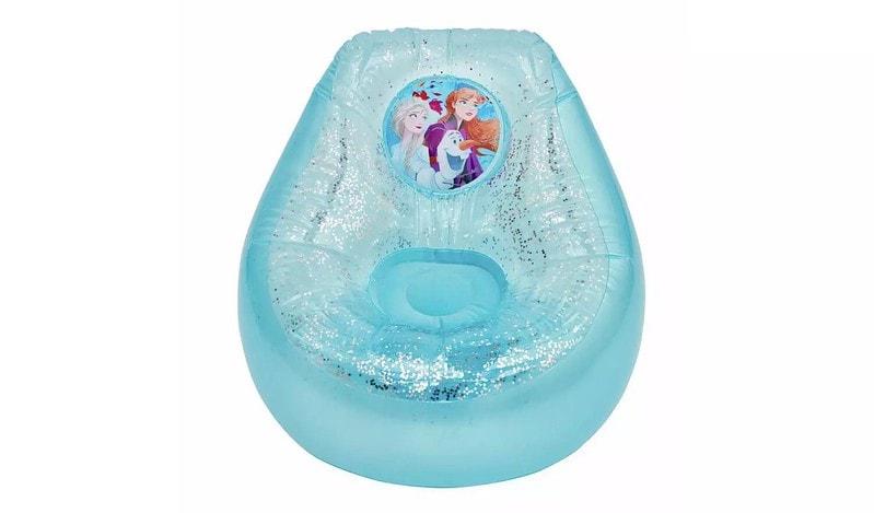 Disney Frozen 2 Inflatable Glitter Chill Chair