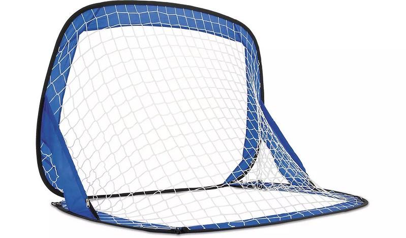 Baseline Pop Up Goal.